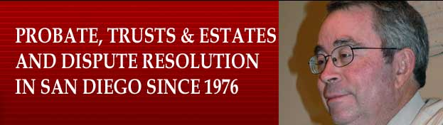 Law Office of Thomas L. Marshall - Family, Trusts & Estates, and Dispute Resolution in San Diego Since 1976